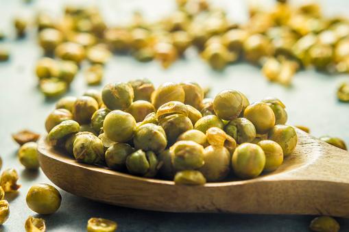 Deep Fried「Indian snacks : Spicy fried green peas」:スマホ壁紙(6)