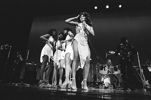 Rock Musician「Ike And Tina Turner In Tokyo」:写真・画像(5)[壁紙.com]