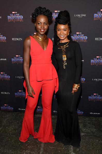 ニューヨークファッションウィーク「Marvel Studios Black Panther Welcome To Wakanda New York Fashion Week Showcase」:写真・画像(0)[壁紙.com]