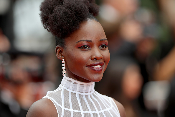 "Lupita Nyong'o「""Sorry Angel (Plaire, Aimer Et Courir Vite)"" Red Carpet Arrivals - The 71st Annual Cannes Film Festival」:写真・画像(0)[壁紙.com]"