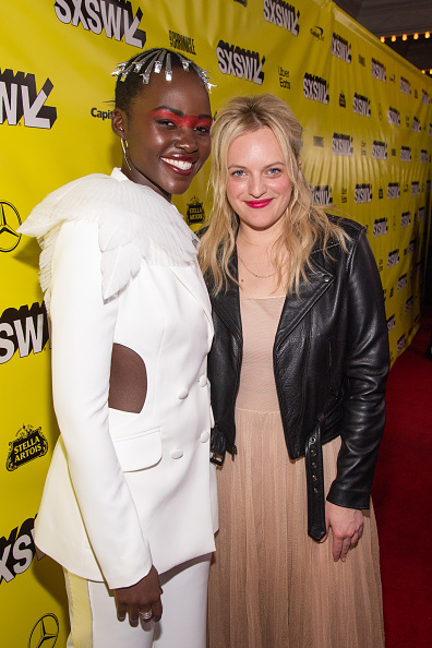 """Pink Eyeshadow「""""Us"""" Premiere - 2019 SXSW Conference and Festivals」:写真・画像(12)[壁紙.com]"""
