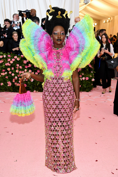 Lupita Nyong'o「The 2019 Met Gala Celebrating Camp: Notes on Fashion - Arrivals」:写真・画像(6)[壁紙.com]