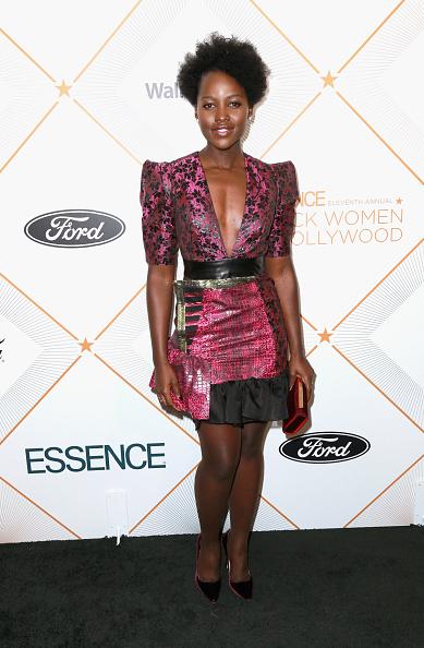 Ruffled「2018 Essence Black Women In Hollywood Oscars Luncheon - Red Carpet」:写真・画像(4)[壁紙.com]