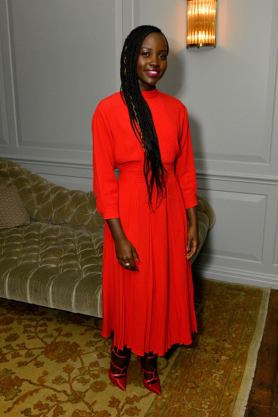 Lupita Nyong'o「Universal Pictures Presents A Special Screening Of Us」:写真・画像(4)[壁紙.com]