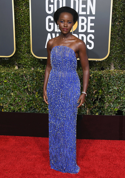 Lupita Nyong'o「76th Annual Golden Globe Awards - Arrivals」:写真・画像(11)[壁紙.com]