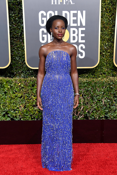Lupita Nyong'o「76th Annual Golden Globe Awards - Arrivals」:写真・画像(17)[壁紙.com]