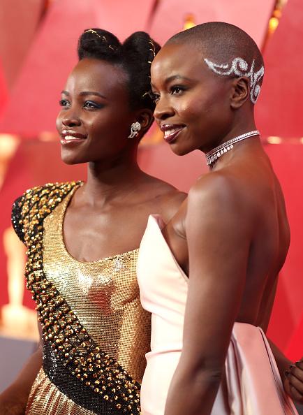 Danai Gurira「90th Annual Academy Awards - Red Carpet」:写真・画像(5)[壁紙.com]