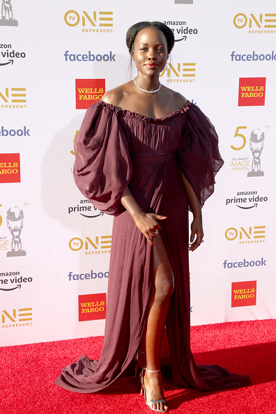 NAACP「50th NAACP Image Awards - Red Carpet」:写真・画像(9)[壁紙.com]