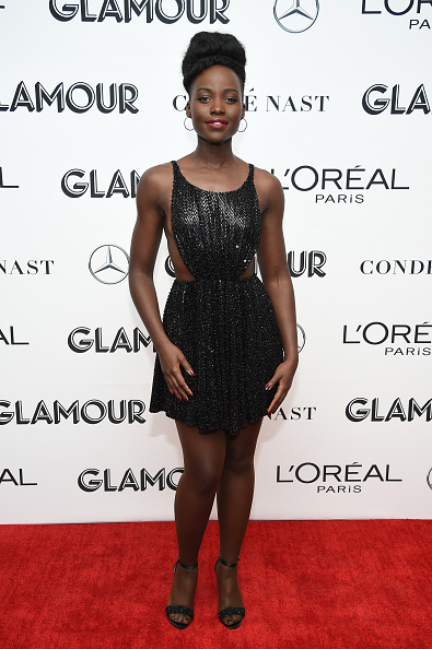 Lupita Nyong'o「2018 Glamour Women Of The Year Awards: Women Rise - Backstage」:写真・画像(2)[壁紙.com]
