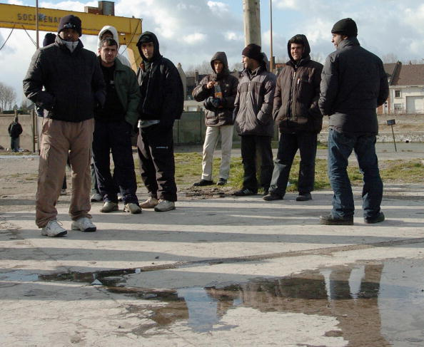 Calais「Immigration And Asylum Seekers In Calais」:写真・画像(2)[壁紙.com]