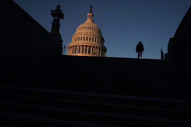 U.S. Congress Wrangles With Agreement To Solve Government Shutdown:ニュース(壁紙.com)