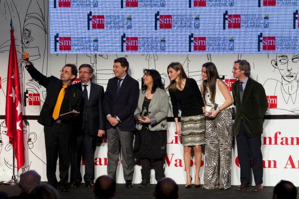 Jose Lopez「Princess Letizia Attends Children and Youth Literary Awards Ceremony」:写真・画像(11)[壁紙.com]