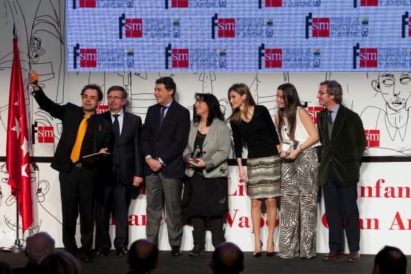 Jose Lopez「Princess Letizia Attends Children and Youth Literary Awards Ceremony」:写真・画像(13)[壁紙.com]
