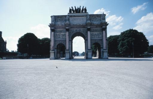 Arc de Triomphe - Paris「L'Arc de Triomphe」:スマホ壁紙(11)