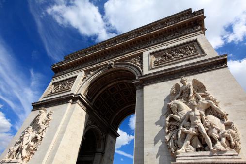 Arc de Triomphe - Paris「Arc De Triomphe」:スマホ壁紙(14)