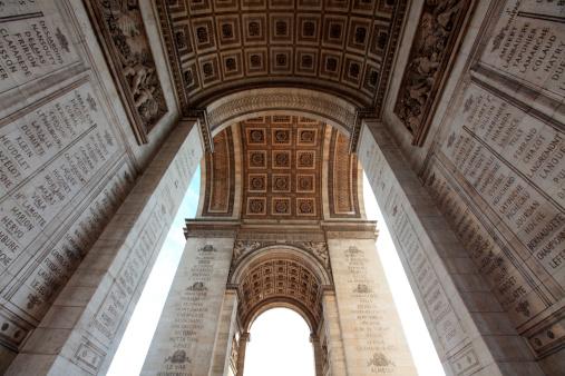 Arc de Triomphe - Paris「Arc De Triomphe」:スマホ壁紙(19)