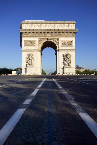 Arc de Triomphe - Paris「Arc de Triomphe, Paris」:スマホ壁紙(16)