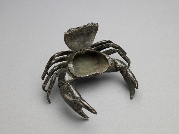 Animal Body Part「Inkstand In Form Of A Crab」:写真・画像(12)[壁紙.com]