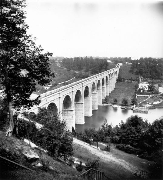 Bridge - Built Structure「Harlem Aqueduct」:写真・画像(3)[壁紙.com]