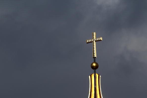 Church「Illuminated Cross」:写真・画像(19)[壁紙.com]