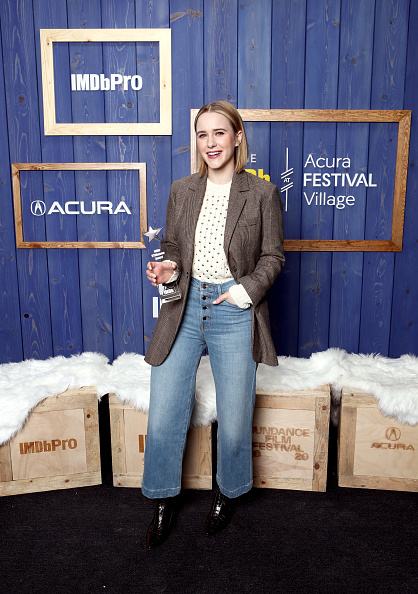 Sundance Film Festival「Rachel Brosnahan Receives The IMDb STARmeter Award At The 2020 Sundance Film Festival In Park City」:写真・画像(0)[壁紙.com]