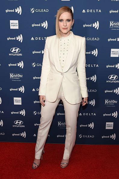 Shawl Collar「30th Annual GLAAD Media Awards New York – Arrivals」:写真・画像(17)[壁紙.com]