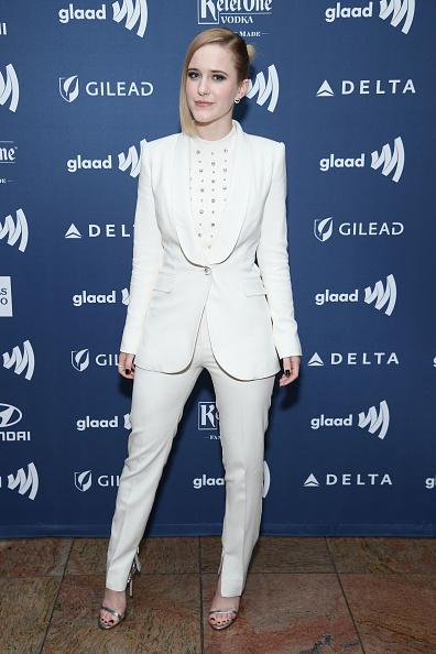 Shawl Collar「30th Annual GLAAD Media Awards New York – Arrivals」:写真・画像(16)[壁紙.com]