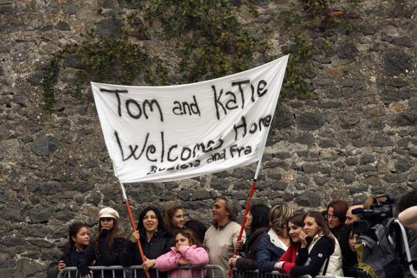 Giuseppe Cacace「Tom Cruise And Katie Holmes - Wedding」:写真・画像(17)[壁紙.com]