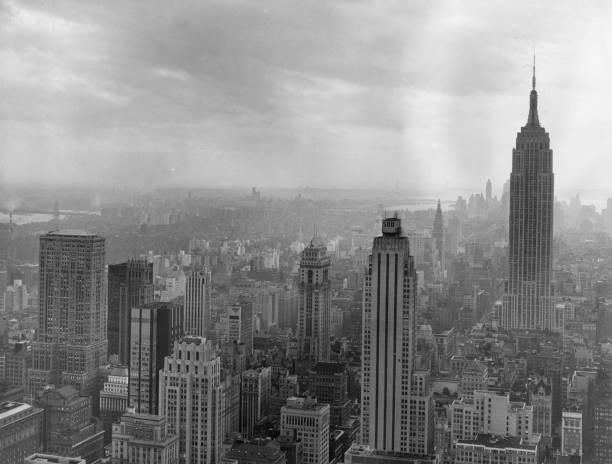 Manhattan Skyline:ニュース(壁紙.com)
