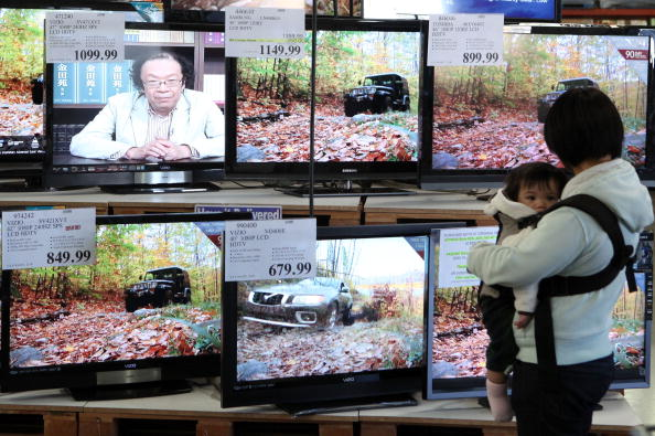 Digital Display「California State Energy Commission Votes On Banning Big Screen TV's」:写真・画像(9)[壁紙.com]