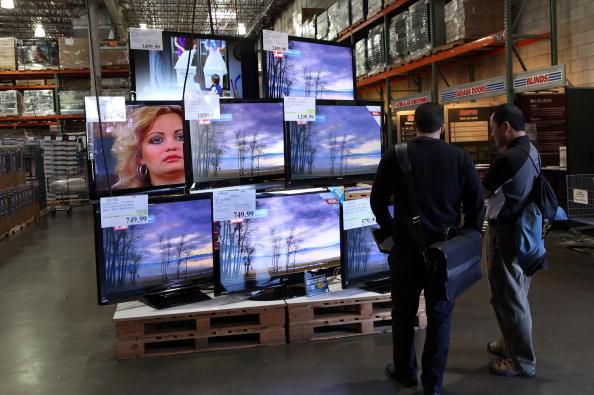 Digital Display「California State Energy Commission Votes On Banning Big Screen TV's」:写真・画像(10)[壁紙.com]