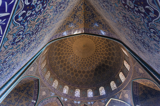 Iranian Culture「The Lotfollah Mosque」:スマホ壁紙(11)
