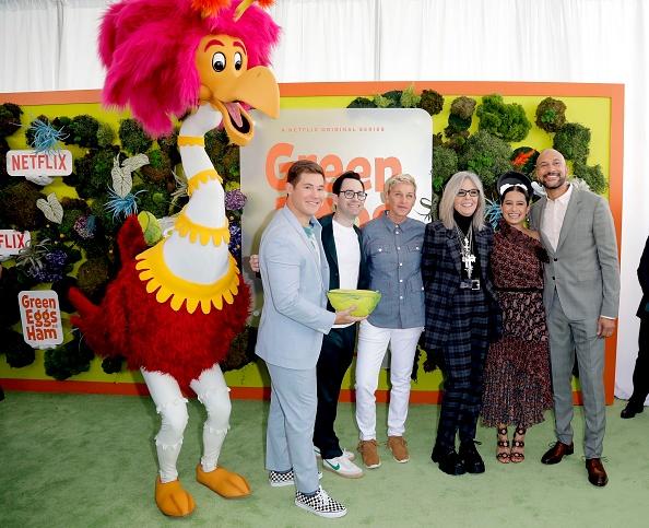 """Tibrina Hobson「Premiere Of Netflix's """"Green Eggs And Ham"""" - Arrivals」:写真・画像(8)[壁紙.com]"""