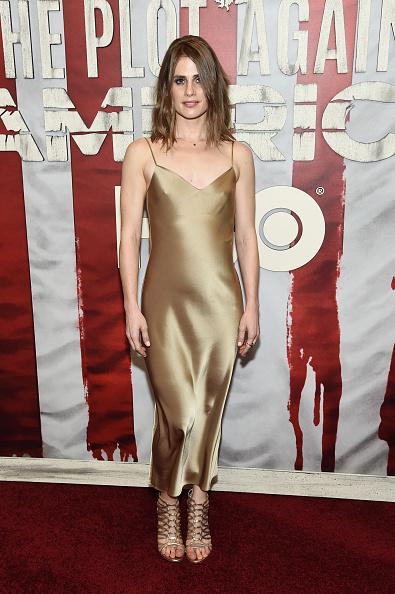 """Satin Dress「HBO's """"The Plot Against America"""" New York Premiere」:写真・画像(8)[壁紙.com]"""