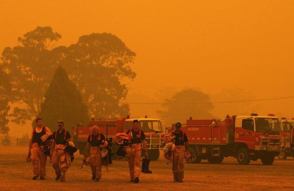 オーストラリア「Australian Bushfires」:写真・画像(2)[壁紙.com]