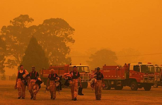 Australian Bushfires:ニュース(壁紙.com)