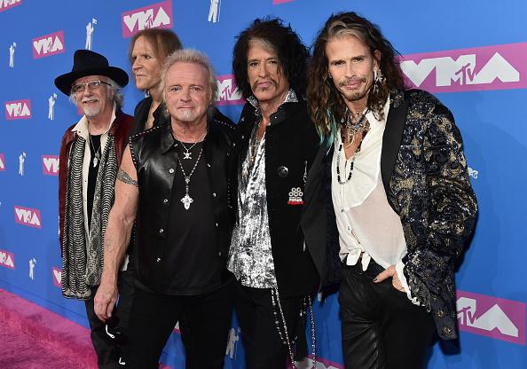 Aerosmith「2018 MTV Video Music Awards - Red Carpet」:写真・画像(14)[壁紙.com]