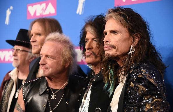Aerosmith「2018 MTV Video Music Awards - Red Carpet」:写真・画像(7)[壁紙.com]