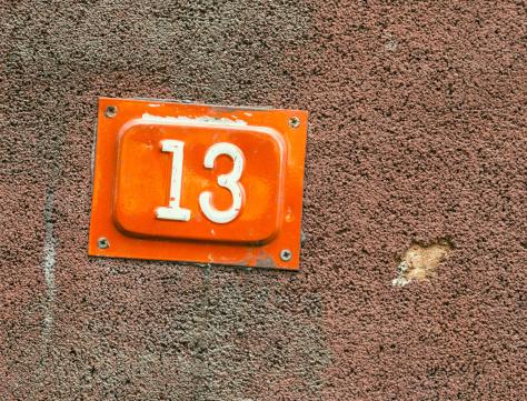 Number 13「Number 13」:スマホ壁紙(12)