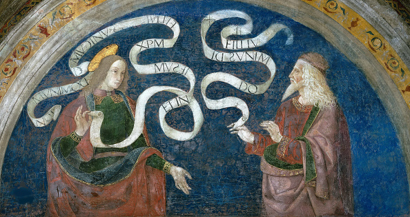Preacher「John The Evangelist And The King David」:写真・画像(14)[壁紙.com]