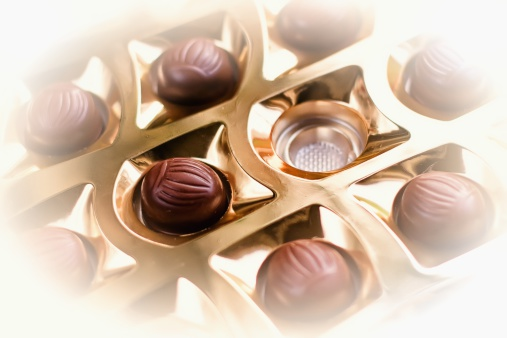 Praline「Closeup image of candy」:スマホ壁紙(19)
