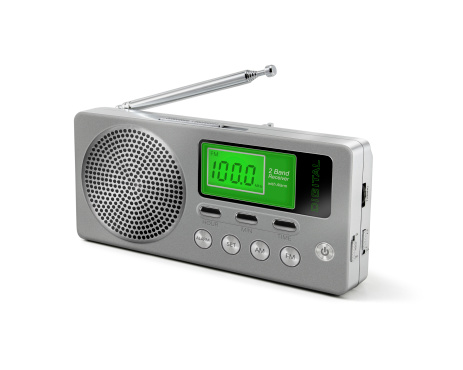 Antenna - Aerial「Digital Portable Radio」:スマホ壁紙(15)