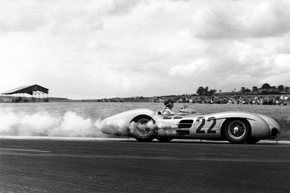 Grand Prix Motor Racing「Hans Herrmann, Grand Prix Of France」:写真・画像(5)[壁紙.com]