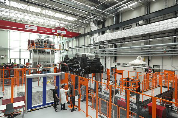 Wolfsburg - Lower Saxony「Volkswagen Offers Tour Of Sustainability And Research And Development Initiatives」:写真・画像(10)[壁紙.com]