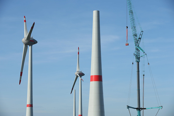 Construction Industry「Electricity Prices To Rise Due To Renewable Energy Investments」:写真・画像(10)[壁紙.com]