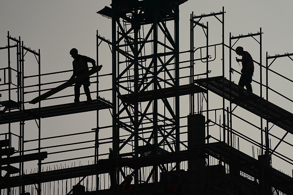 Construction Industry「Government Ministers Speak On Housing Offensive」:写真・画像(12)[壁紙.com]