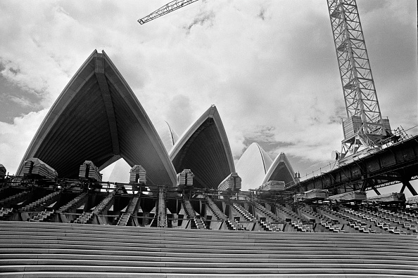 Construction Industry「Sydney Opera House」:写真・画像(17)[壁紙.com]
