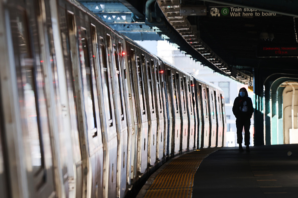 Subway「MTA Lays Out Dire Worst-Case Budget Plan」:写真・画像(1)[壁紙.com]