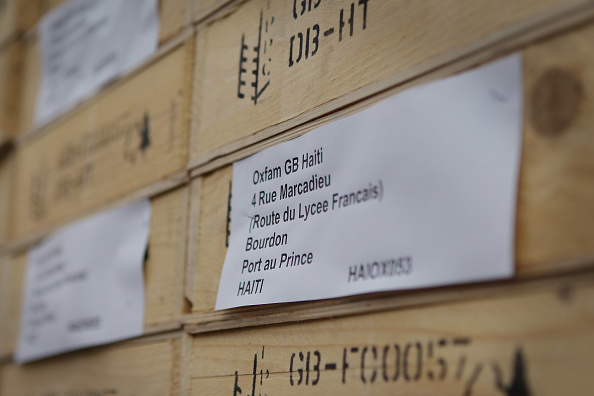 Oxfam「Aid Bound For Haiti Is Prepared At The Oxfam Warehouse」:写真・画像(3)[壁紙.com]