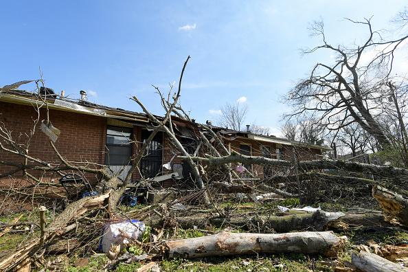 Nashville「Over 20 Dead After Tornadoes Roar Across Tennessee, Including Nashville」:写真・画像(7)[壁紙.com]